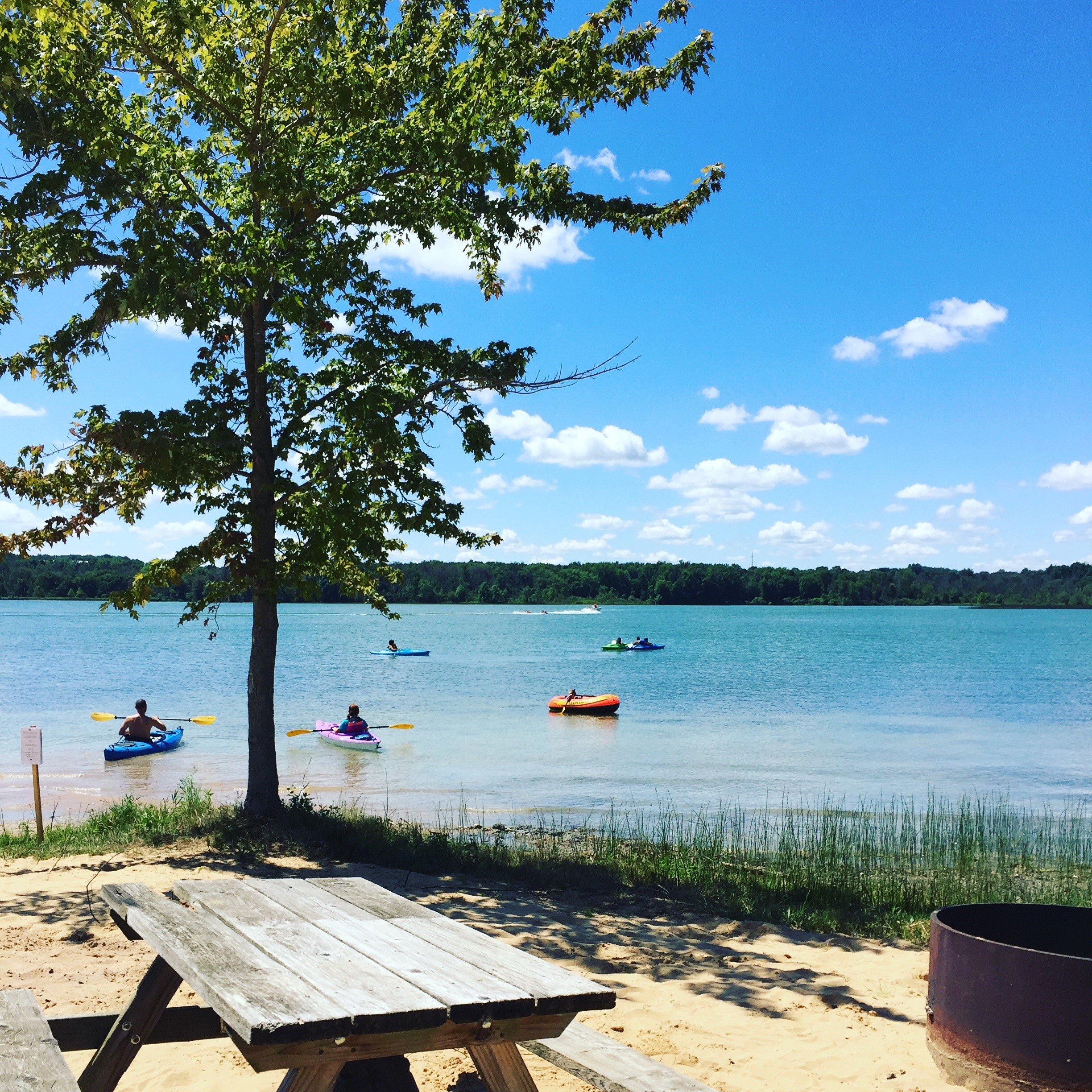 Dumont Lake Family Campground | Campground general